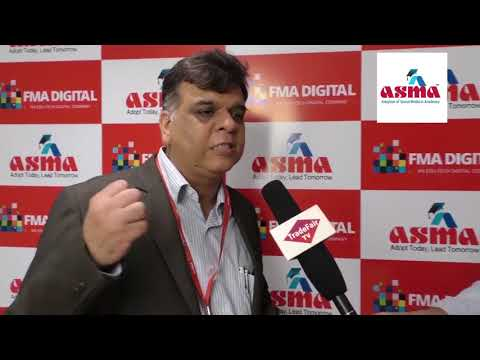 Dr. Lalit S. Kathpalia, Director - SICSR, Pune at ASMA Annual Convention 2017