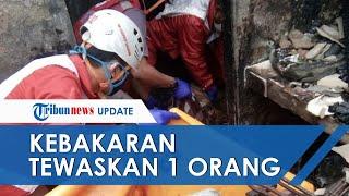 Tak Hanya Rugi Ratusan Juta, Kebakaran yang Melanda RM Padang di Karawang juga Tewaskan 1 Orang