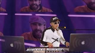 Juan Luis Guerra - Kitipun   (Remix by Mamajuana) En Vivo