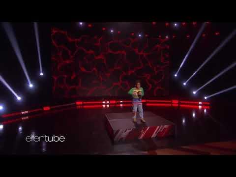 Young Dylan #EllenDegeneres Performance