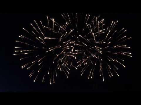 Feuerwerk Landhotel Rothenberg 02.07.16