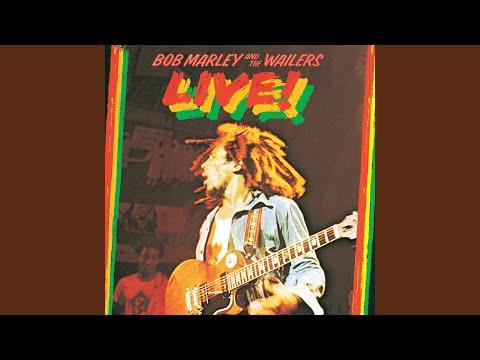 Bob Marley And The Wailers - Live! - NM/ VG (lemez/borító) német bakelit lemez Kép