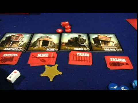 Bower's Game Corner: Boomtown Bandits Review