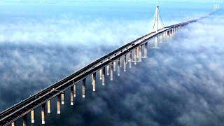 Самые страшные и невероятные мосты в мире, от вида которых подкашиваются ноги