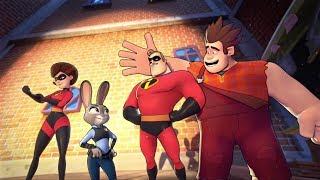 """Trailer do jogo """"Disney Heroes: Battle Mode"""" une personagens favoritos dos fãs"""