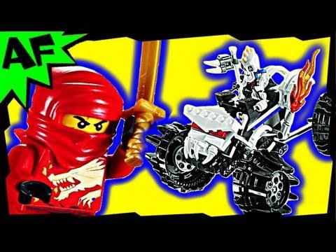 Vidéo LEGO Ninjago 2518 : Le quad de Nuckal