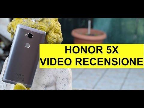 Video Recensione Honor 5X