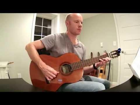 Paper Towns: theme for guitar (Ryan Lott aka. Son Lux) + TAB