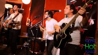 "American Authors ""Believer"" Live and Rare Session"
