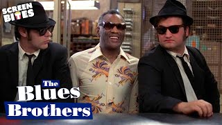 The Blues Brothers - Ray Charles Shake Your Tail Feather OFFICIAL High Quality Mp3 VIDEO