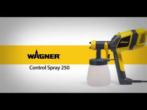 Control Spray 250 Setup  Video