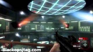 "Call of Duty Black Ops: Zombie Easter Egg - Play ""Eminem - Won't Back Down"" in FIVE!"