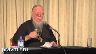 Протоиерей Дмитрий Смирнов: о мужчинах и приходе