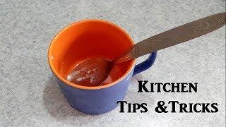8 Kitchen Life Hacks - Tips & Tricks