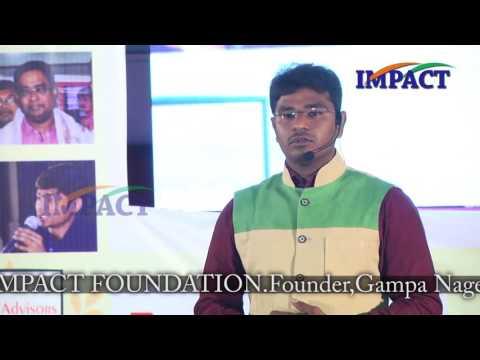 Body Langugage|KVN Karthik|TELUGU IMPACT Hyd August 2016