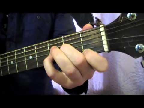 Простая песня на гитаре - Кольщик (Михаил Круг) видеоурок #ялюблюгитару