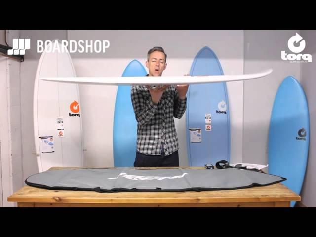 Torq Fish Range Surfboard Review