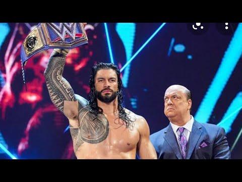 Roman reigns vs jinder mahal full match 2018[WWE TECHNOLOGY]