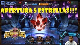 Nuevo 5 estrellas!!! Marvel batalla de superheores!!!