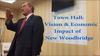 Frank Principi Woodbridge Virginia Town Hall November 2016