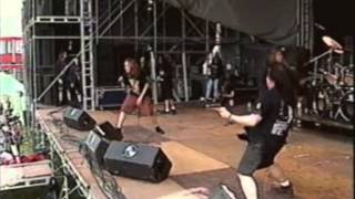 Fear Factory - Scapegoat (Live Digital Connectivity 2002)