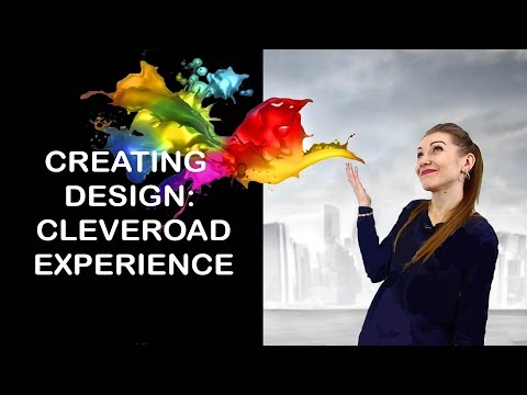 Creating design: Interface guidelines, best practices, Cleveroad experience