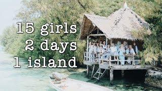 LIBURAN SYANTIK 15 BEAUTY VLOGGERS? - Pulau Macan Vlog Video thumbnail
