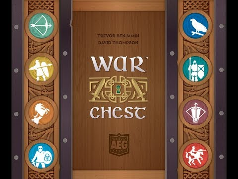 Bower's Game Corner: War Chest Review