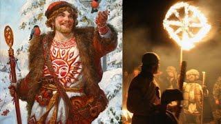 РУСКИЙ НОВЫЙ ГОД КаРАчун ВЕДИческая аСтРАлогиЯ на 23 декабря поведал 35 АрКОН РУСИ ЯРА