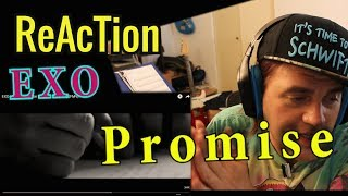 Guitarist Reacts EXO - Promise // 엑소 // 약속 (EXO 2014) [FMV] // Musicians Reaction