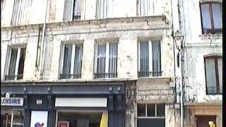 preview picture of video 'Charleville Mézières met Rimbaud'