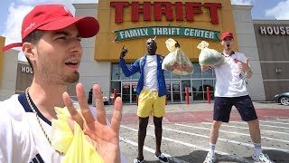 Trip to the Thrift #190 | BACK TO SCHOOL SHOPPIN!! HUGE HAUL!