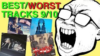 Best & Worst Tracks: 9/10 (GY!BE, St. Vincent, U2, Young Thug, Zayn, Injury Reserve)
