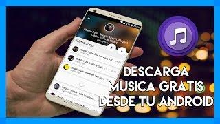 Como descargar música desde mi celular