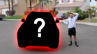 THEY GAVE ME A NEW CAR!!