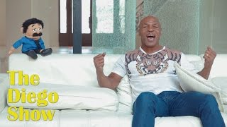 Funniest Mike Tyson Interview Ever | The Diego Show