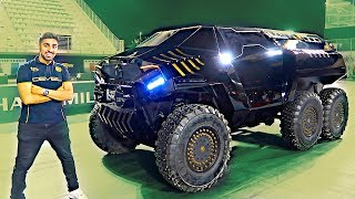 THE NEW $450,000 DEVEL SIXTY  *WORLDS CRAZIEST SUPERCAR* !!!