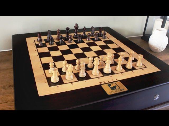 Шахматы с самодвижущимися фигурами из Гарри Поттера стали реальностью