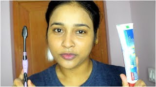 Remove Blackheads With Toothpaste & Toothbrush/100% effective