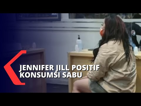 Polisi Nyatakan Selebritas Jennifer Jill Konsumsi Sabu