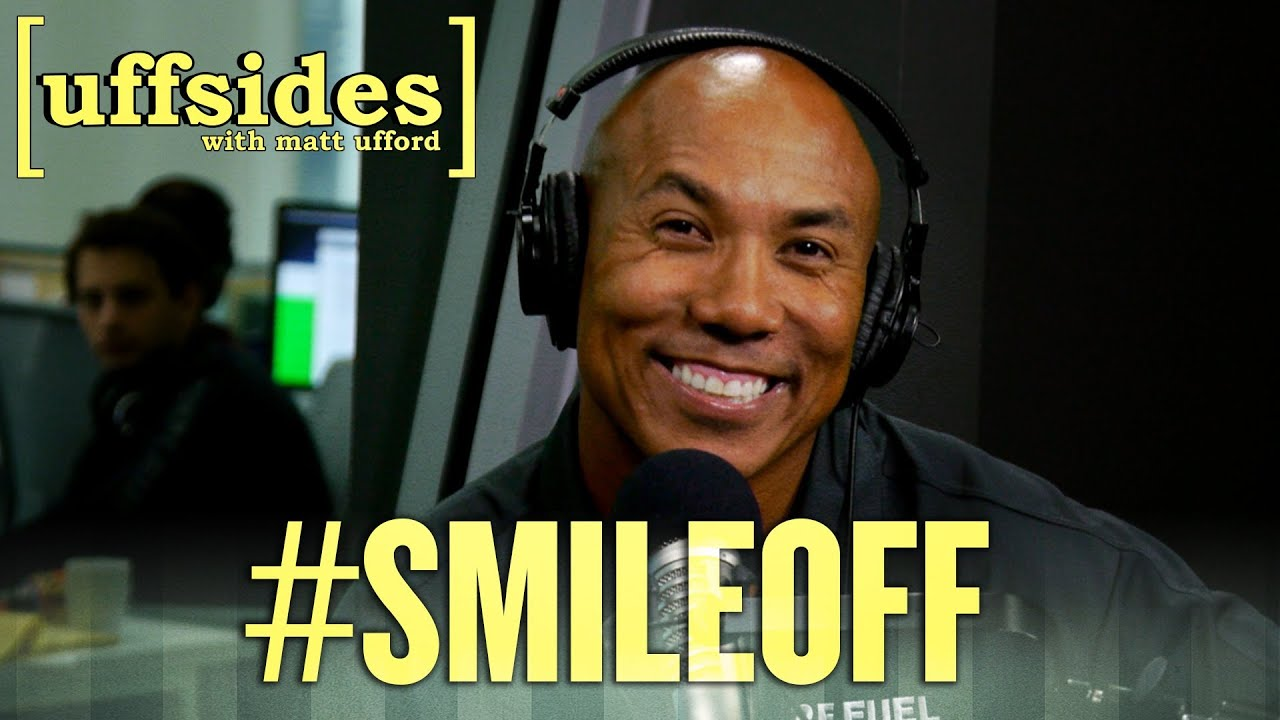 Don't Ever Challenge Hines Ward to a Smiling Competition - Uffsides Ep. 25 Breakout thumbnail