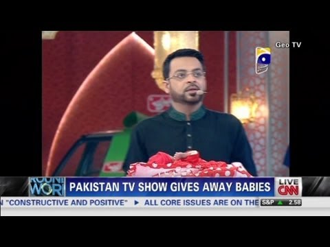 Pakistan tv show gives away baby - The Ill Community
