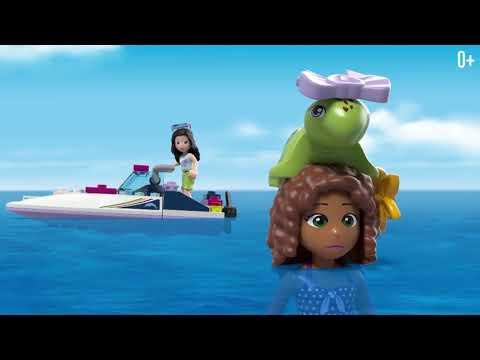 Скоростной катер Андреа - LEGO Friends - 41316
