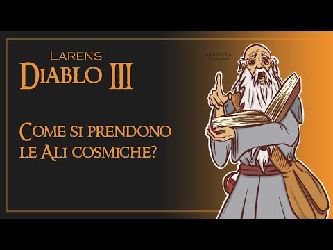 Come si prendono le Ali Cosmiche? How to get Cosmic Wing 😈 Guida Diablo 3 ITA 😈
