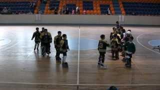 preview picture of video 'Roller Hockey - Herzlia vs. Kokhav Yair (junior Bauer League born 2002-2003)'