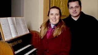 V.Jelić: Oculi tui Deus - Ingrid Haller, sopran i Roberto Haller, orgulje