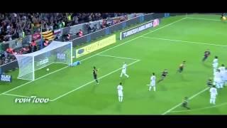 Лучшие голы Месси [The best goals Messi]