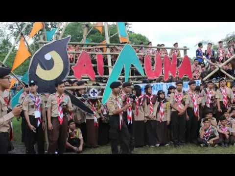 Kiara Payung Sumedang, Pentas Seni Pembukaan  RAIMUNA KE XIII Pramuka Jawa Barat 2017