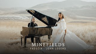 Faouzia, John Legend - Minefields