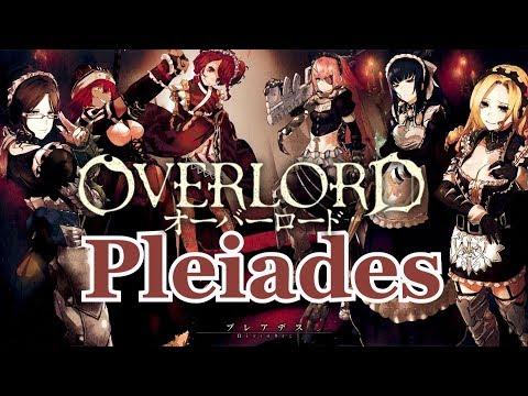 Download Overlord Pleiades Battle Maids | Dangdut Mania
